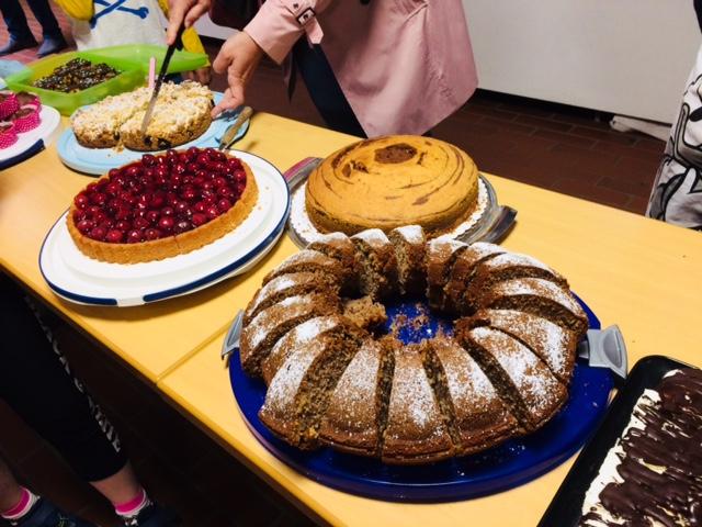 Kuchenbuffet