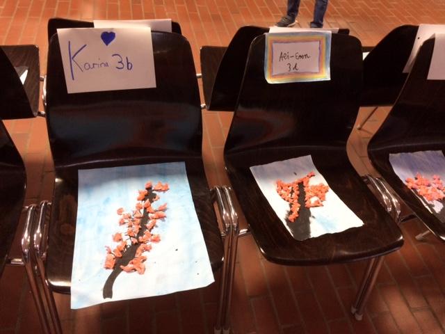 Kirschblütenbilder Ausstellung