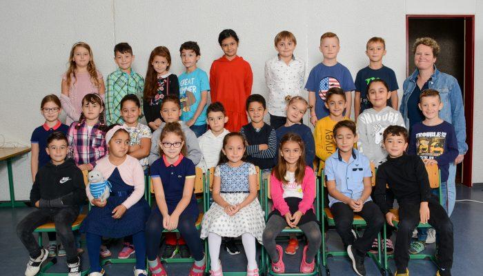 Klasse 3a mit Frau Knaup