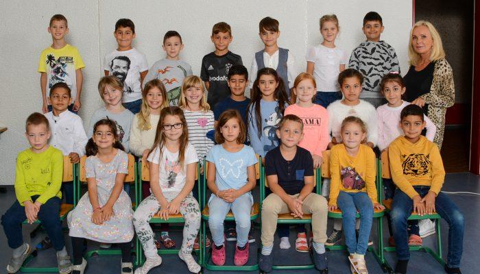 Klasse 3c mit Frau Buchau
