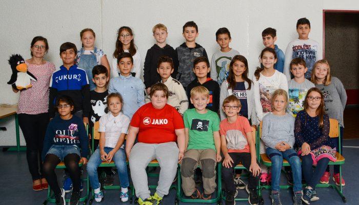 Klasse 4c mit Frau Heydorn