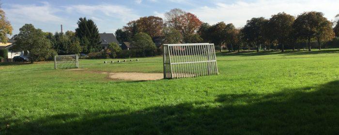 Außengelände Fußballwiese